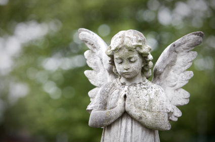 angel-cemetery-statue-tombstone-cherub-child-stone-grave-praying-church